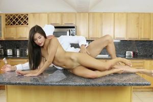 Inexperienced virgin Zaya creampied by..