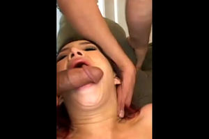 Stunner gets her fuckbox and rump..
