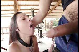 Promiscuous Little girl Suxk bbc and..
