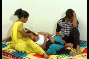 Indian duo live intercourse talk