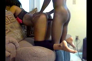 Black school young womans fuckin' in..
