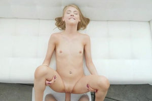 Twink brings her ex-girlfriend to..