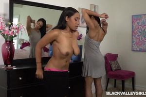 Back to dark-hued black lesbos